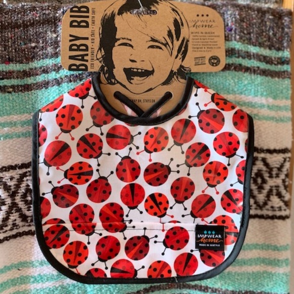 JACKS BIBS/IMP WEAR Other - Laminated Wash & Wear Bib- New and in packaging
